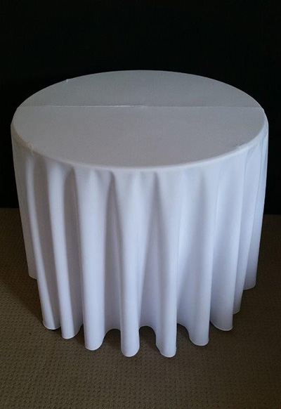Table Round 1 Metre Diameter